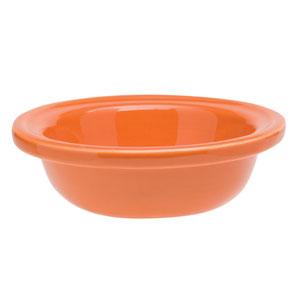 Chevron Scentsy Warmer Orange Dish