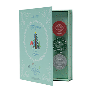 A Scentsy Holiday Tale Fragrant Fable Of 10 Scents