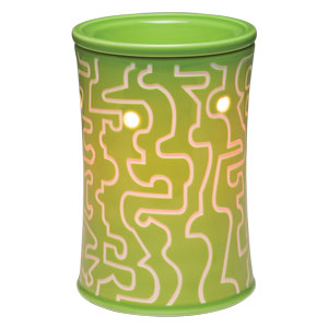 A-maze-ing Scentsy Warmer