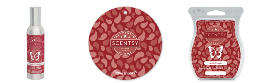 Apple Smores Scentsy