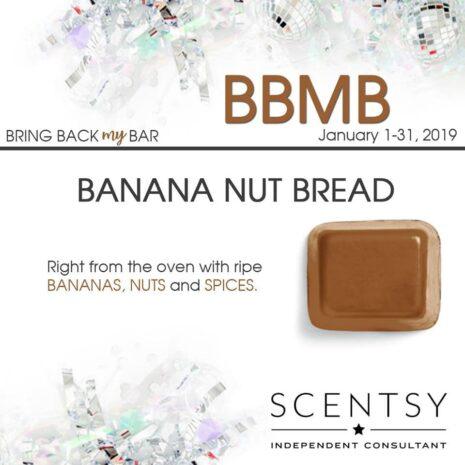 Banana Nut Bread Scentsy