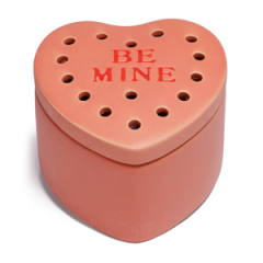 Be Mine - Heart Shaped Scentsy Warmer of the Month