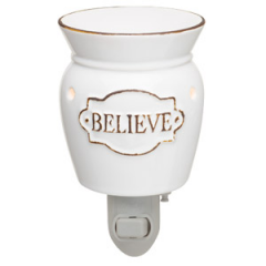Believe Nightlight Scentsy Warmer