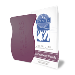 Black Raspberry Vanilla Layers Dryer Disks