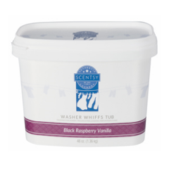 Black Raspberry Vanilla Layers Washer Whiffs Tub