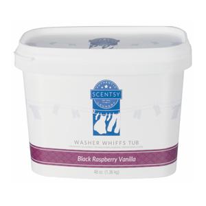 Black Raspberry Vanilla Layers Washer Whiffs Tub