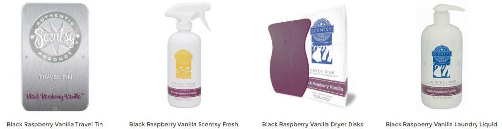 Black Raspberry Vanilla Scentsy 2