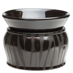 Black Zebra Element Scentsy Warmer