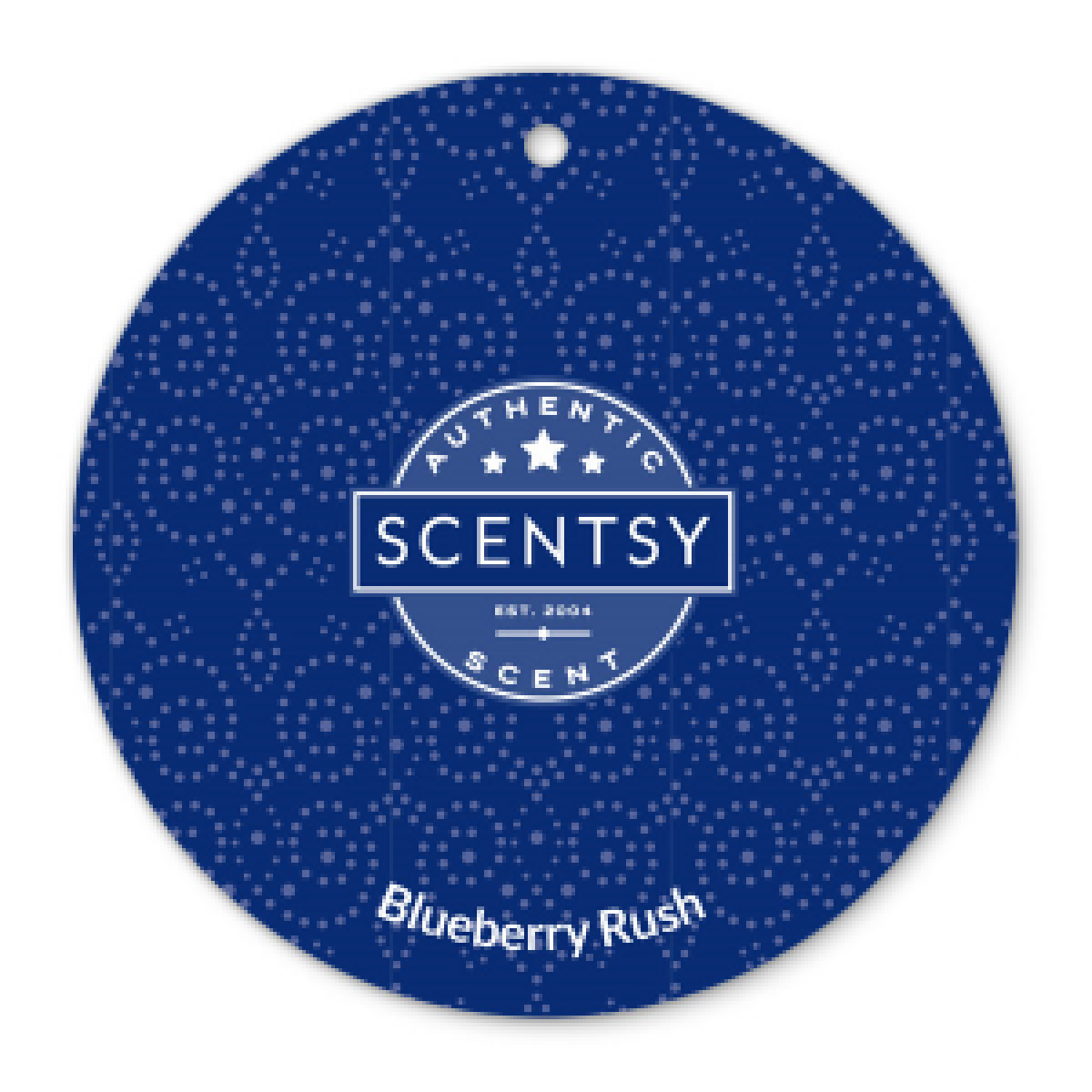 Blueberry Rush Scentsy Scent Circle Car Air Freshner Scentsy Store