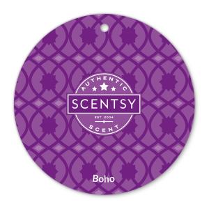 Boho Scentsy Scent Circle