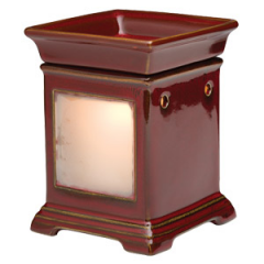 Brick Red Gallery Scentsy Warmer