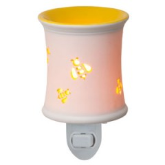 Bumblebee Nightlight Scentsy Warmer