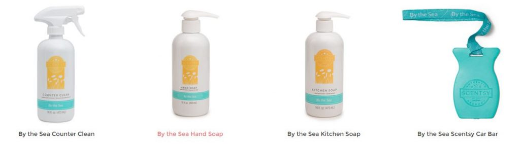 By the Sea Scentsy