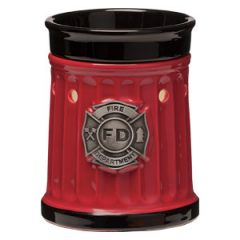 Firefighter Scentsy Warmer