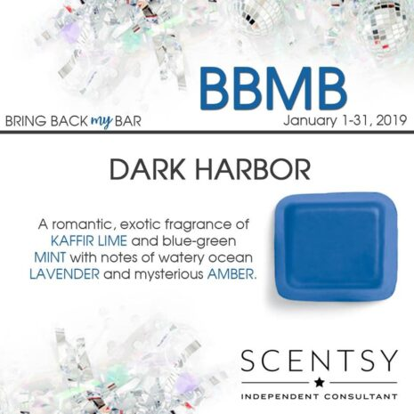 Dark Harbor Scentsy