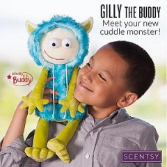 Gilly the Scentsy Buddy