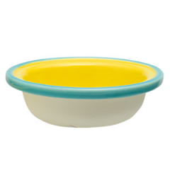 Madame Butterfly Yellow Scentsy Warmer Dish