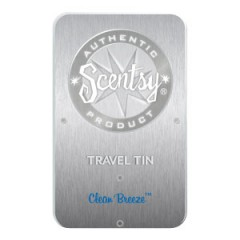Clean Breeze Travel Tin