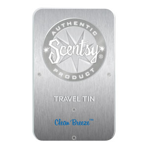 Clean Breeze Travel Tin