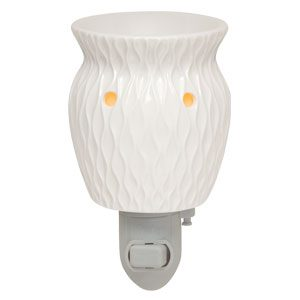 Crinkle Nightlight Scentsy Warmer