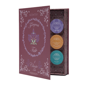 A Classic Tale Fragrant Fable A Scentsy Christmas Gift