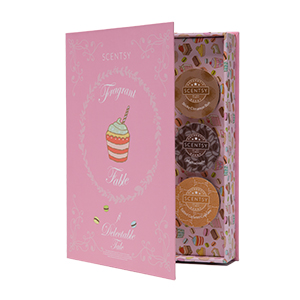 A Delectable Tale Fragrant Fable A Scentsy Christmas Gift