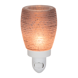 Frosted Lilac Scentsy Nightlight Warmer
