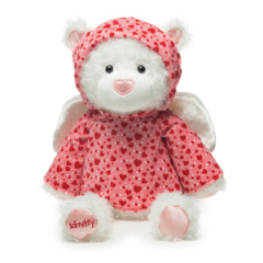 Lovey The Valentine Scentsy Bear