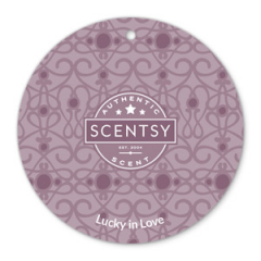 Scentsy Lucky in Love Scent Circle