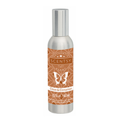 Clove Cinnamon Scentsy Room Spray