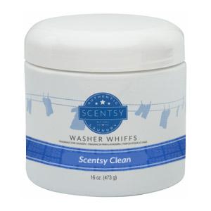 Scentsy Clean Washer Whiffs