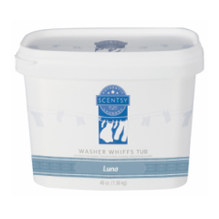 Luna Scentsy Washer Whiffs Tub