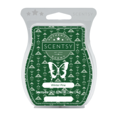 Winter Pine Scentsy Bar