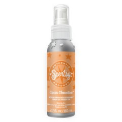 Cocoa Clementine Scentsy Room Spray