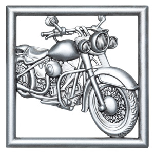 Scentsy Bike Gallery Frame - Motorcycle