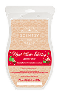 Apple Butter Frosting Scentsy Brick is almost sold out