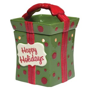 All Wrapped Up Scentsy Warmer