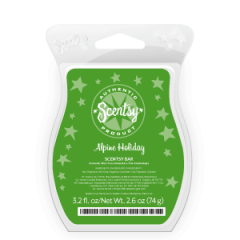 Alpine Holiday Scentsy Bar