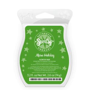Alpine Holiday Scentsy Bar
