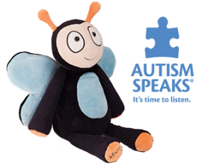Scentsy Bernie the Buddyfly Autism Speaks® Buddy