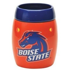 Boise State University Orange Scentsy Warmer