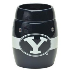 Brigham Young University Blue Scentsy Warmer
