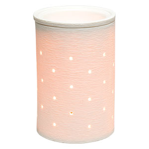 Etched Core Silhouette Scentsy Warmer (With Wrap)