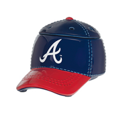 Scentsy Atlanta Baseball Hat Warmer