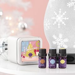 Scentsy Holiday Oil 3 pack