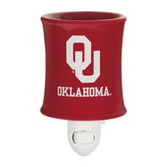University of Oklahoma Sooners Mini Scentsy Warmer