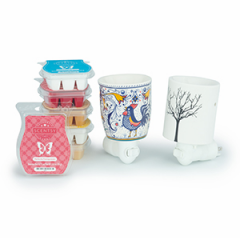The Perfect Nightlight Scentsy Warmer Combo
