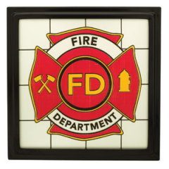 Firefighter Gallery Frame