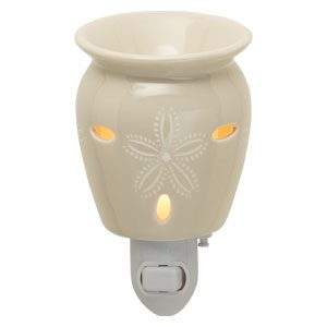 Sand Dollar Nightlight Scentsy Warmer