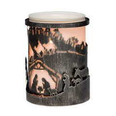 Scentsy Away In A Manger Warmer Wrap